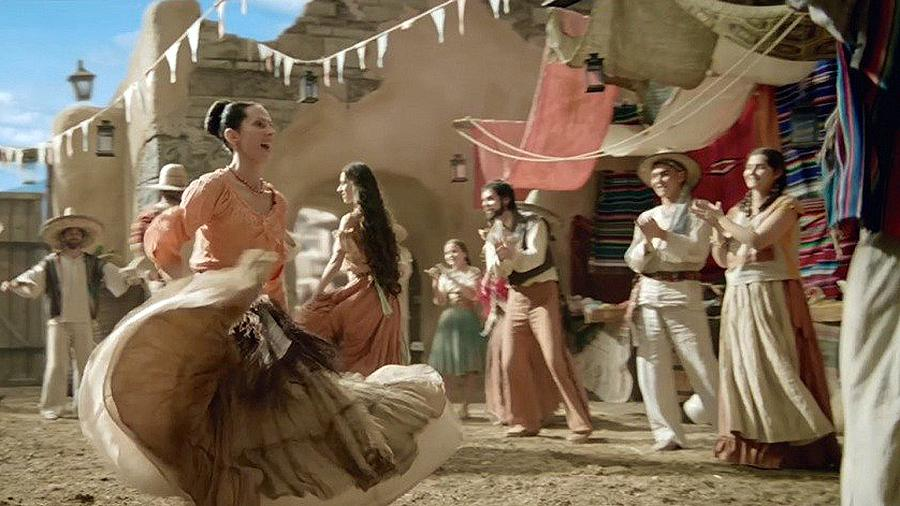 Кадр из фильма «Дух Соноры»