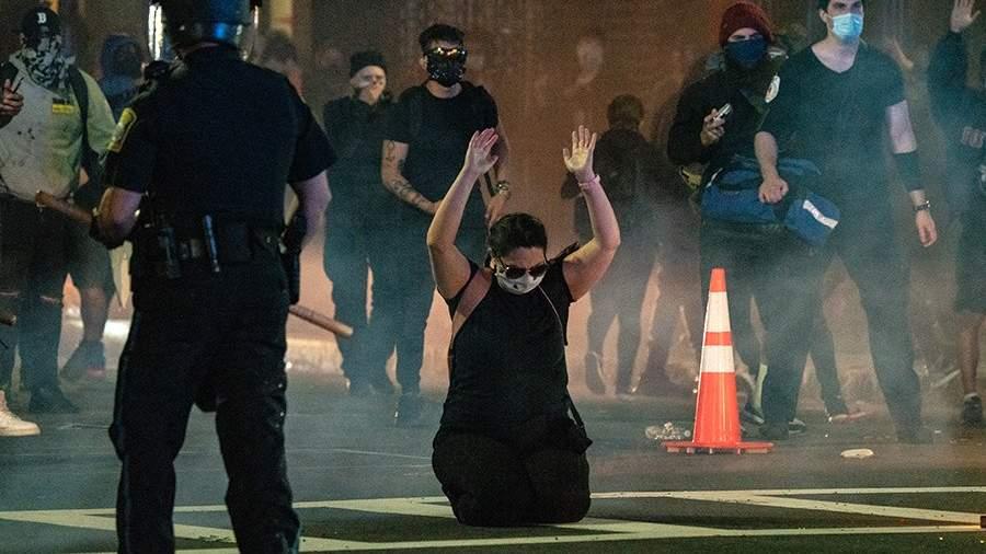 Дикий запал: протесты в США переключились на богатых | Статьи ...