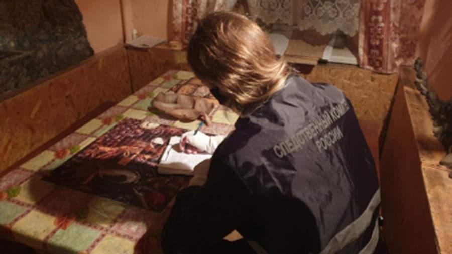 Сотрудница СК РФ во время проверкисоциально-бытовыхусловия проживания ребенка в Брянске