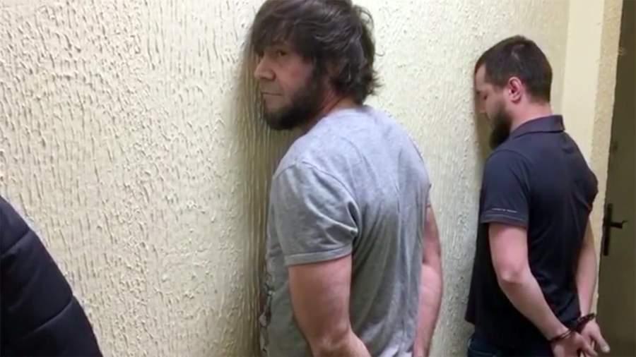 Задержанные в ходе операциисотрудниковМВД граждане