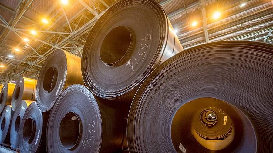 Выксунский металлургический завод в Нижегородской области