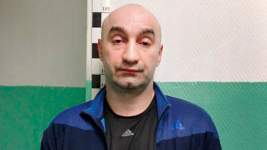 Подозреваемый в убийстве двух милиционеров в 1995 году Олег Бабаев
