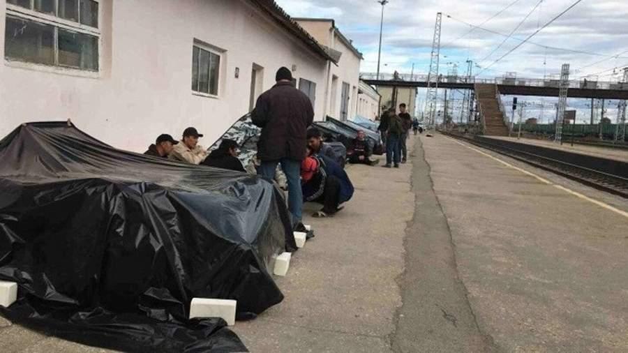 Пошли на Кинель: как 1,2 тыс. мигрантов будут выбираться из Самарской области
