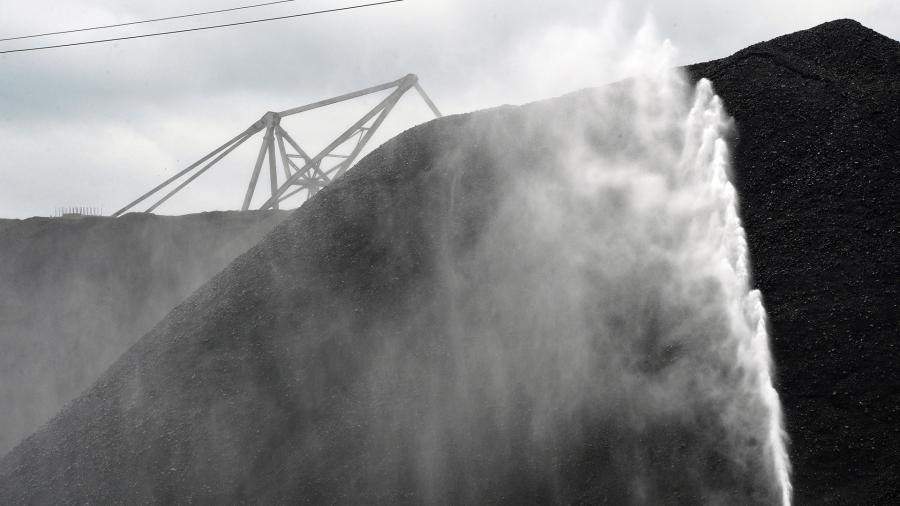 уголь вода корка защита