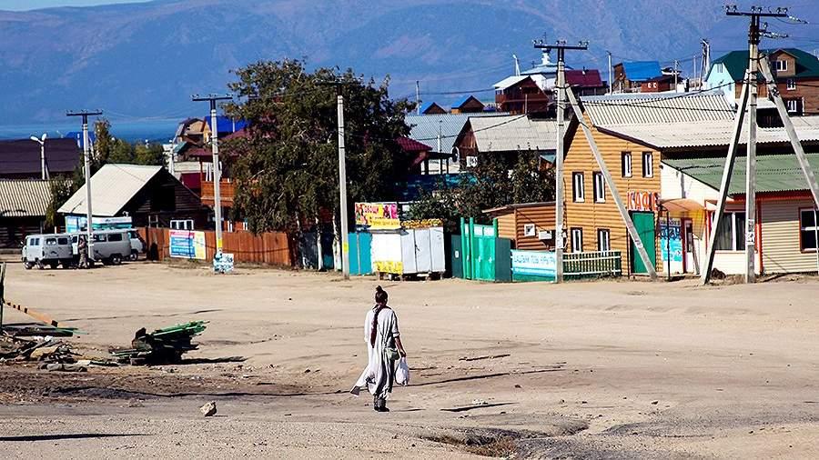 Поселок Хужир - Байкальская