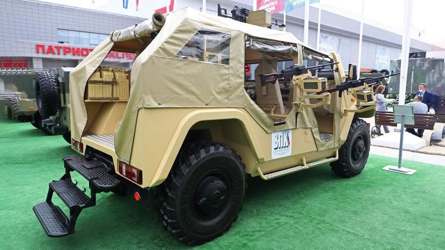 Vehicle SBM VPK-233156