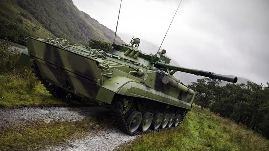 Surge with the wave: the Marines will receive new war machines