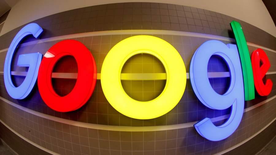 логотип гугл