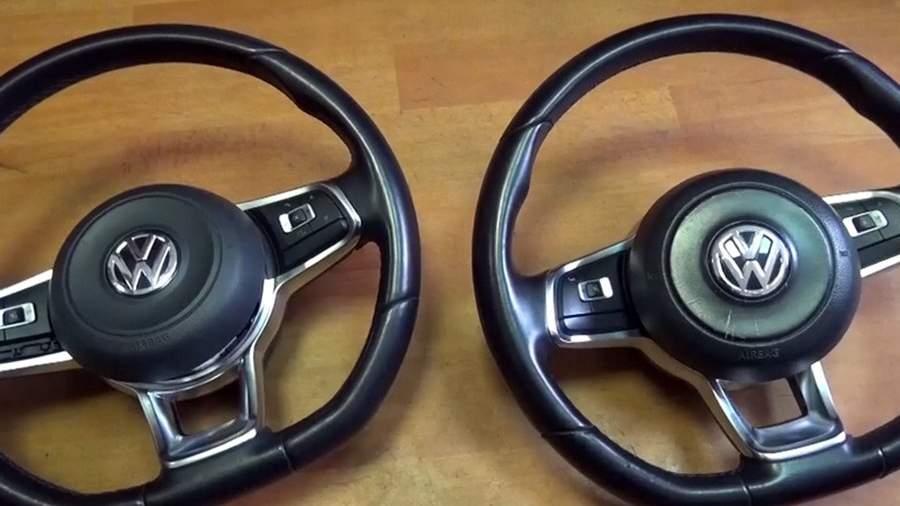 Рулевые колеса с каршеринговых автомобилей, снятые в Котельниках и Дзержинске