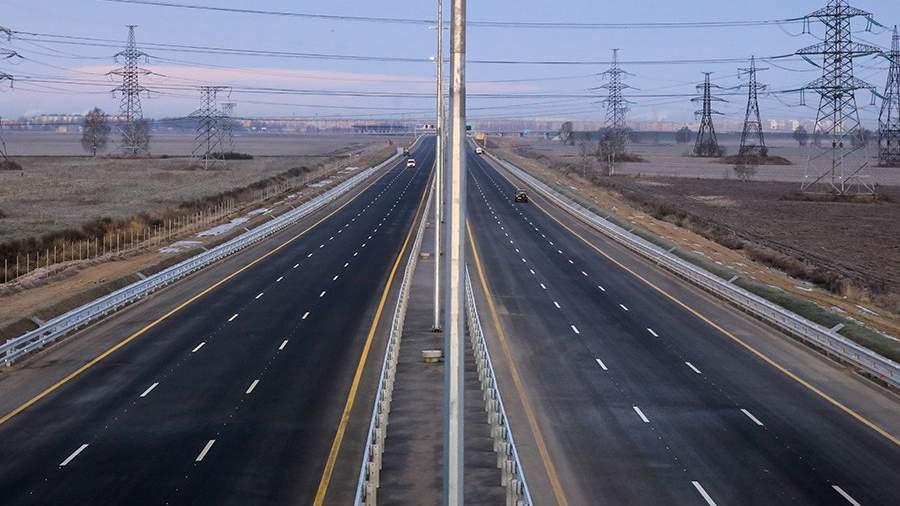 Скоростная автомагистраль