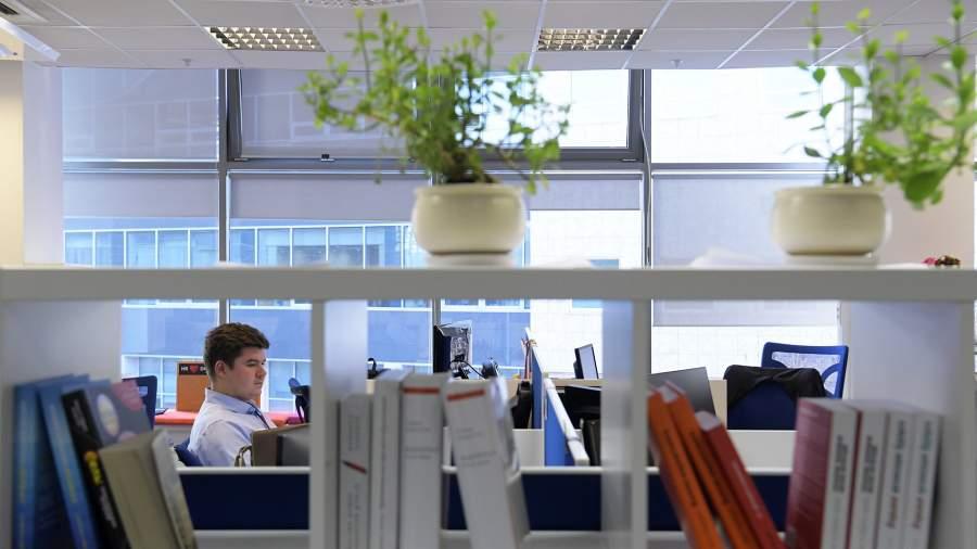 работа офис компьютер