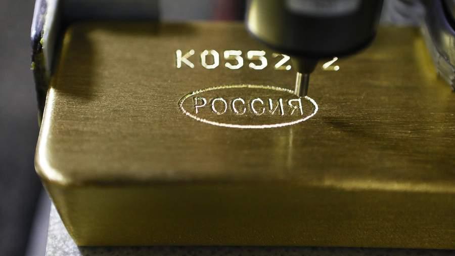 Золотое время: Россия увеличила экспорт драгметаллов