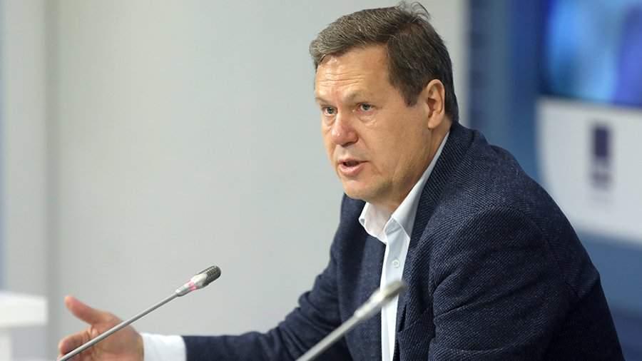 Заместитель гендиректора «TUI Россия и СНГ» Александр Сирченко