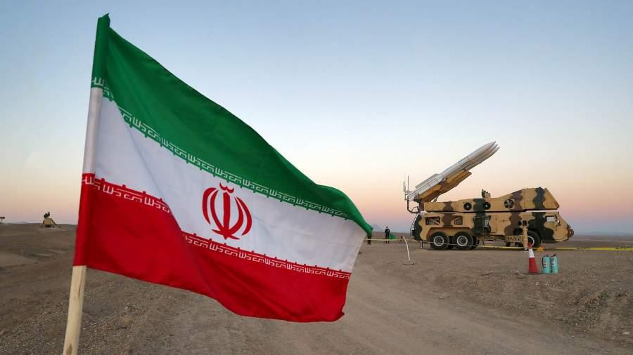 иран вооружение