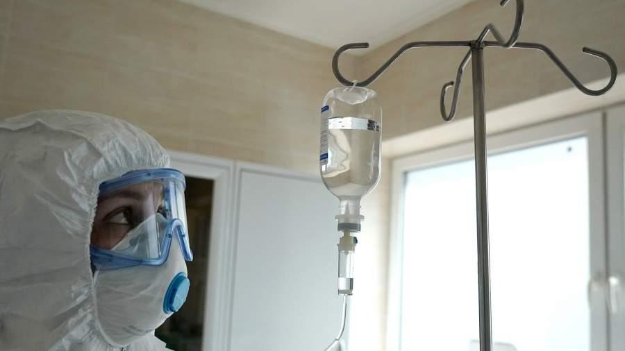 вирус больница