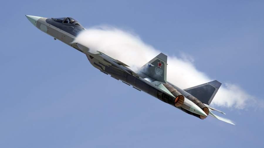 Fighter Su-57