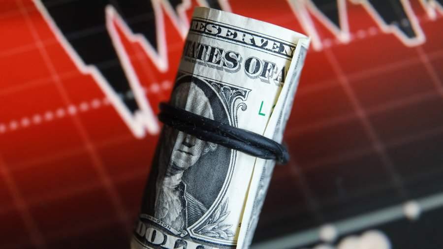 нефть доллар