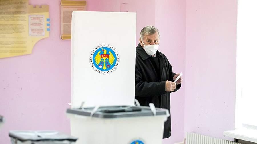 Президентские выборы в Кишиневе, 15 ноября 2020 года
