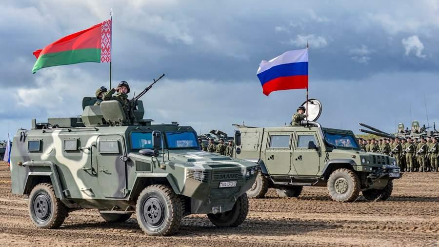 Russian-Belarusian exercises