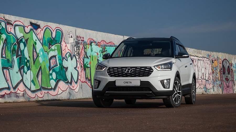 Новое поколение Hyundai Creta