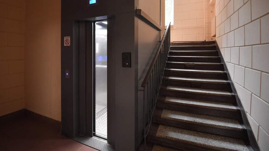 лифт в старом доме