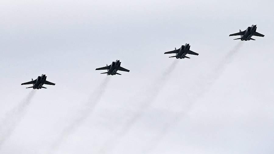 Истребители-перехватчики МиГ-31К