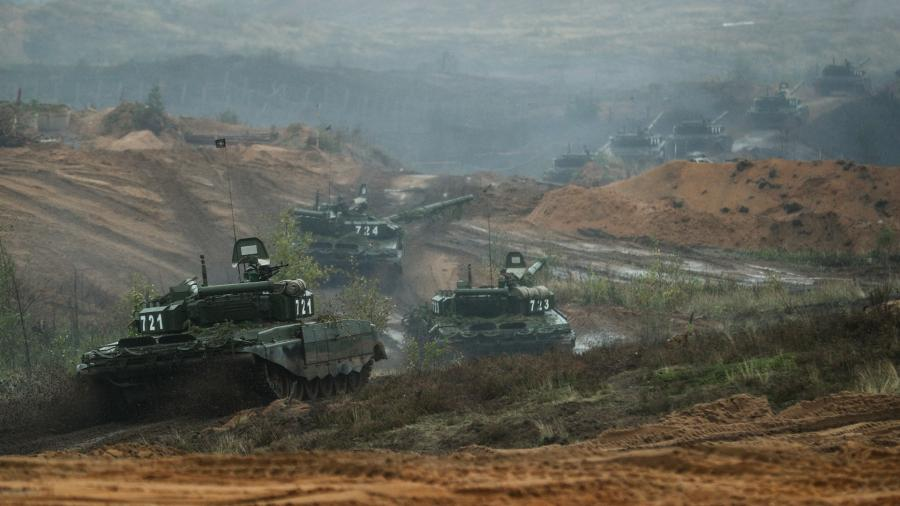 Joint exercises of the armed forces of the Republic of Belarus and the Russian Federation