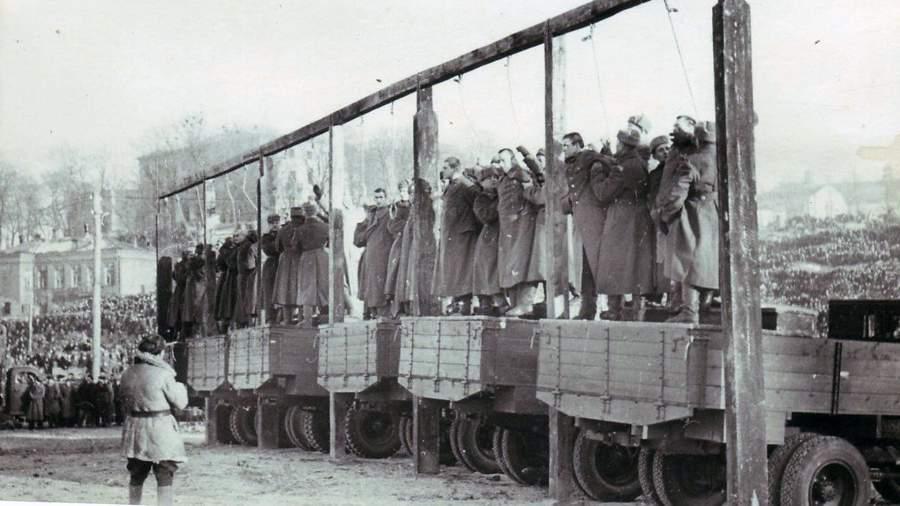 Площадь возмездия: 75 лет назад в Киеве были казнены нацистские преступники  | Статьи | Известия