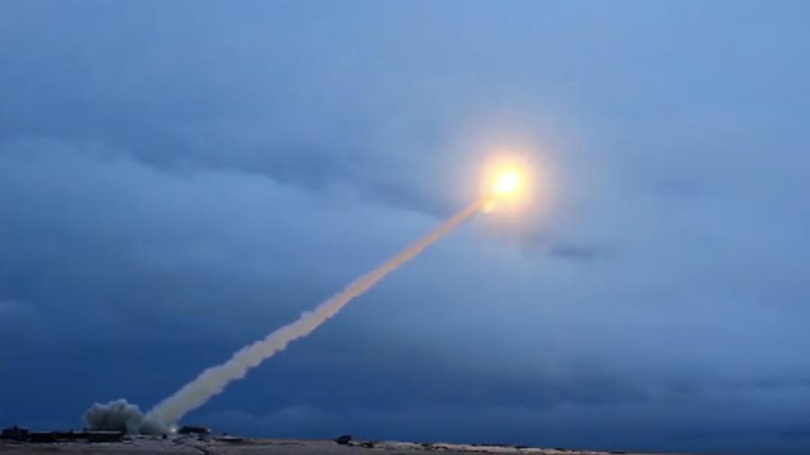 Tests of a nuclear-powered cruise missile
