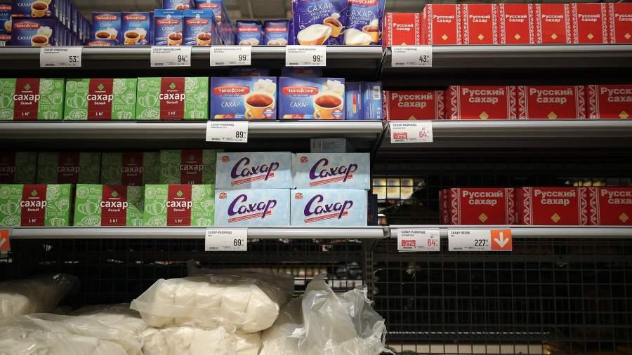 Диетический стоп: заводы приостановили продажи сахара