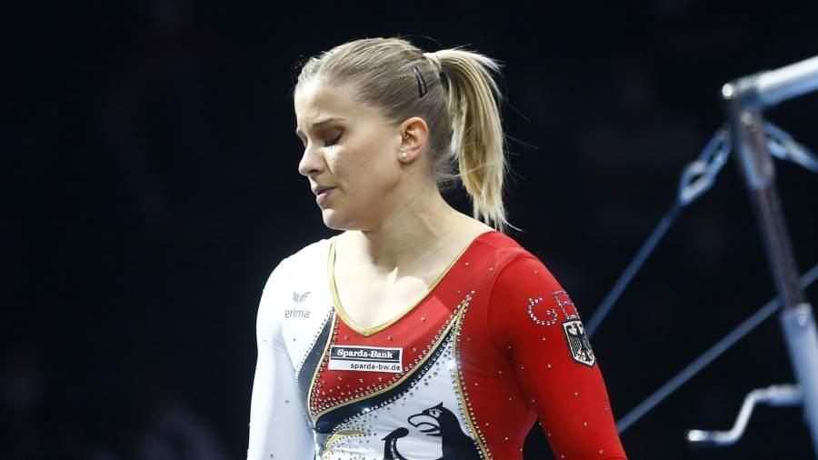 германия гимнастика