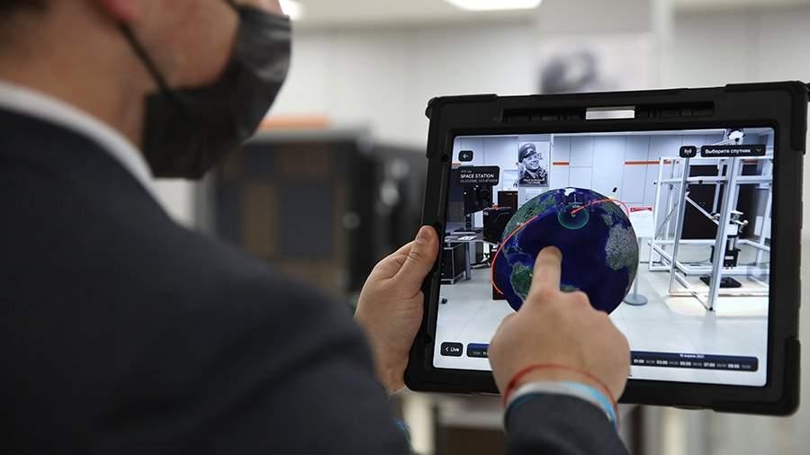 На тематической выставке «День инноваций Минобороны России» в военном технополисе «Эра» в Анапе