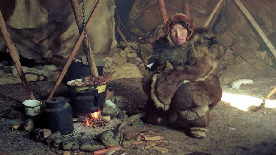 Эскимосский чум