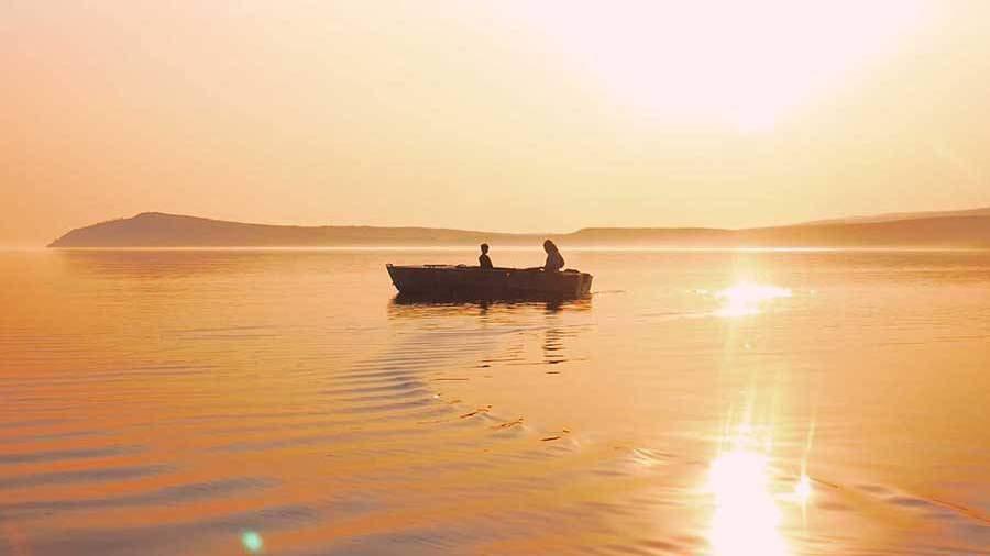 Кадр из фильма «Байкал. Удивительные приключения Юмы»