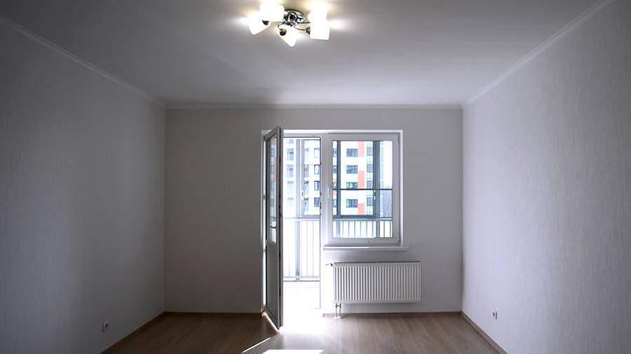 Комната в многоэтажном жилом доме