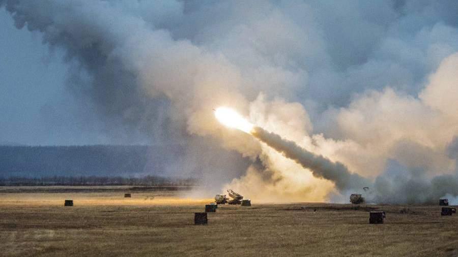 Высокоточные ракетныеустановкиM142 HIMARS
