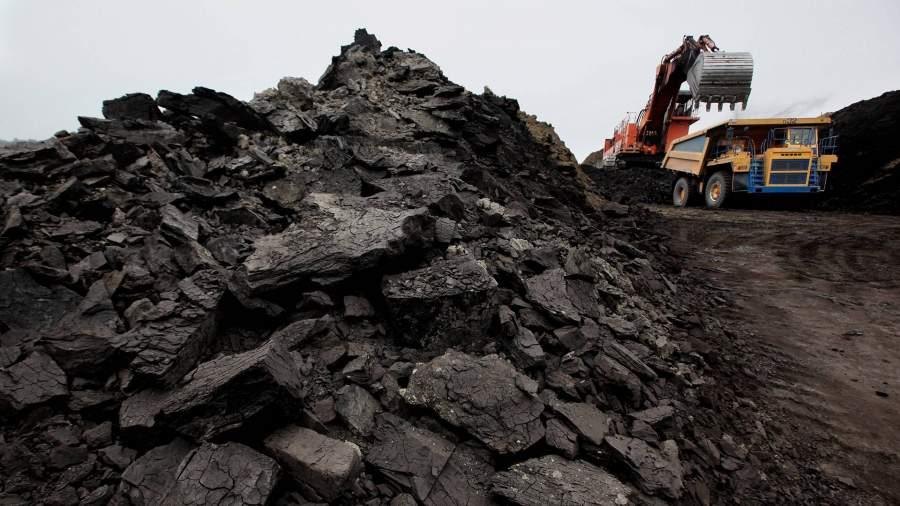 Добыча и погрузка угля