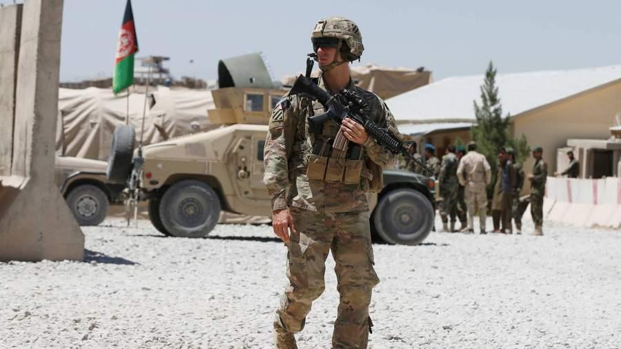 Военный армии США в Афганистане