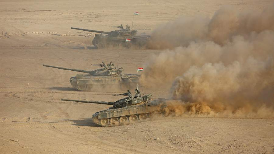 Военные учения России, Узбекистана и Таджикистана у афганской границы