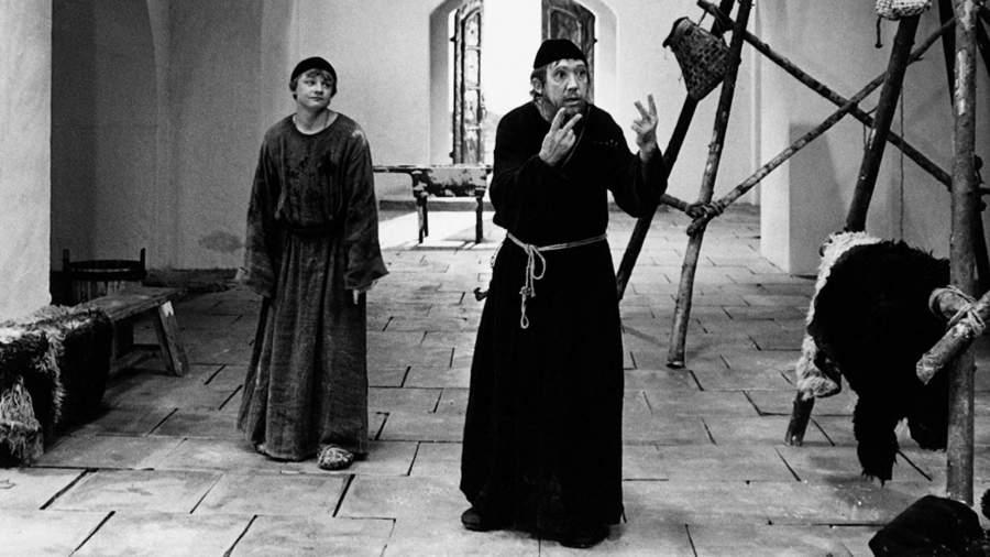 Кадр из фильма «Андрей Рублев»