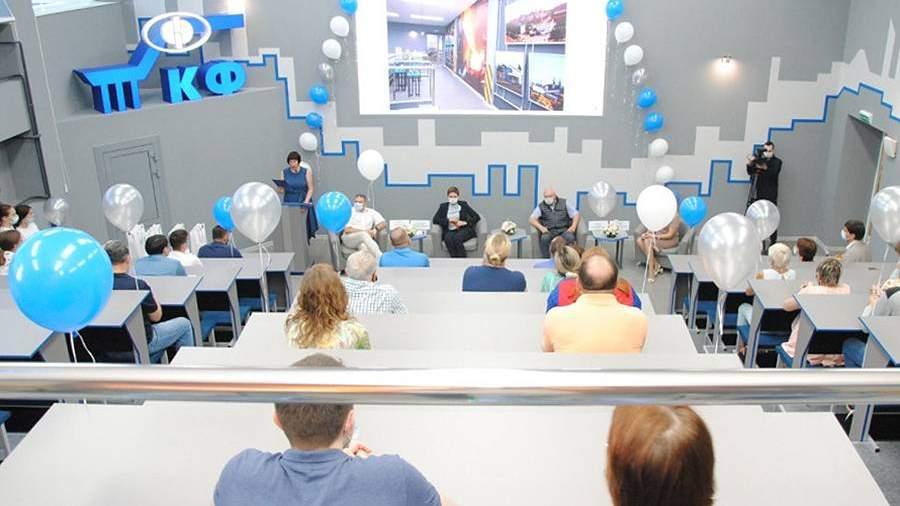 Открытие современной мультимедийной аудитории вСибирском государственном индустриальном университете