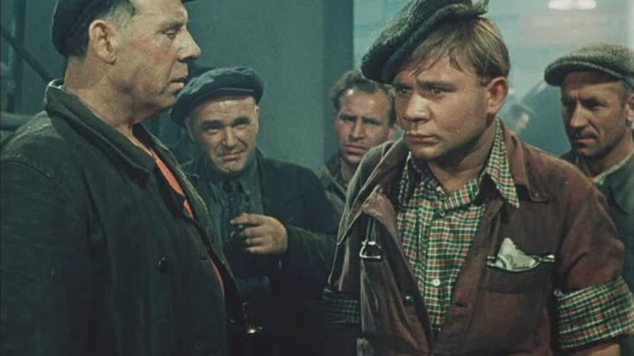 Кадр из фильма«Дело Румянцева»