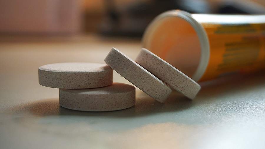 Витамин С в шипучих таблетках