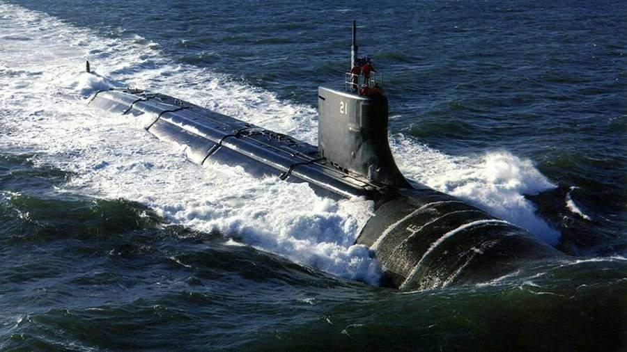 Подводная лодка класса Seawolf