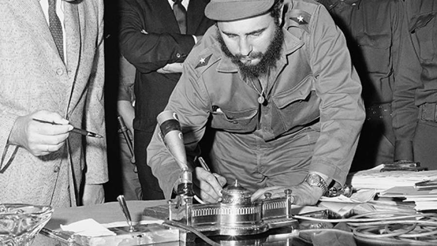 the rise of fidel castro to power in cuba and his influence over the decades The united states maintained effective control over cuba until the rise of fidel castro power in 1959 the soviet influence the geopolitics of us-cuba.