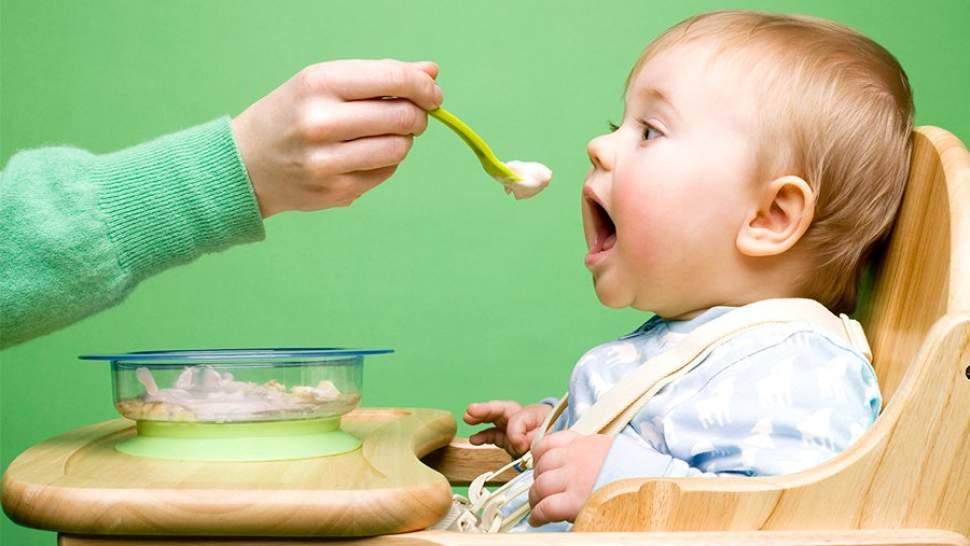 Рынок детского питания импортозаместят