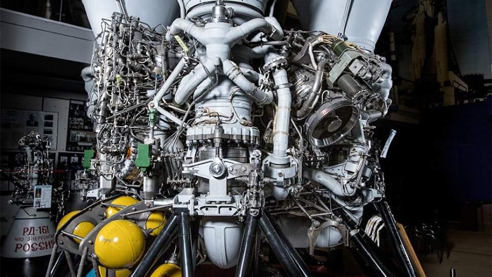 Ракетные двигатели защитят от копирования