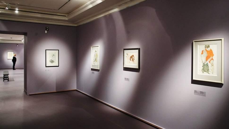 Выставка Климта и Шиле разрушает стереотипы